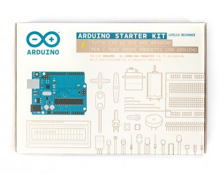 ArduinoStarterKitAvanti
