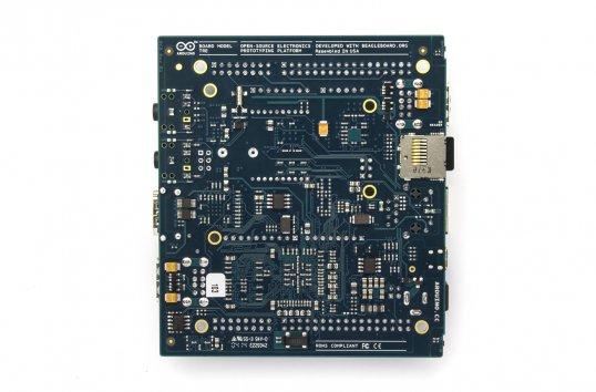 ArduinoTreDietro