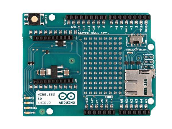 ArduinoWirelessSDshieldAvanti