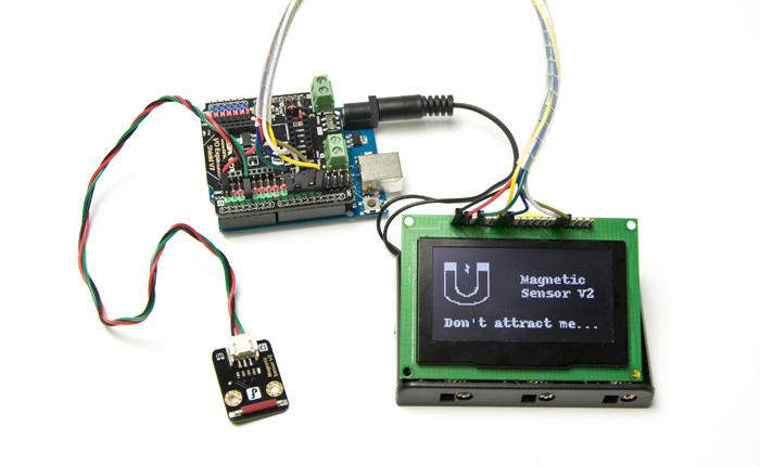 DigitalMagneticSensorEsempio1
