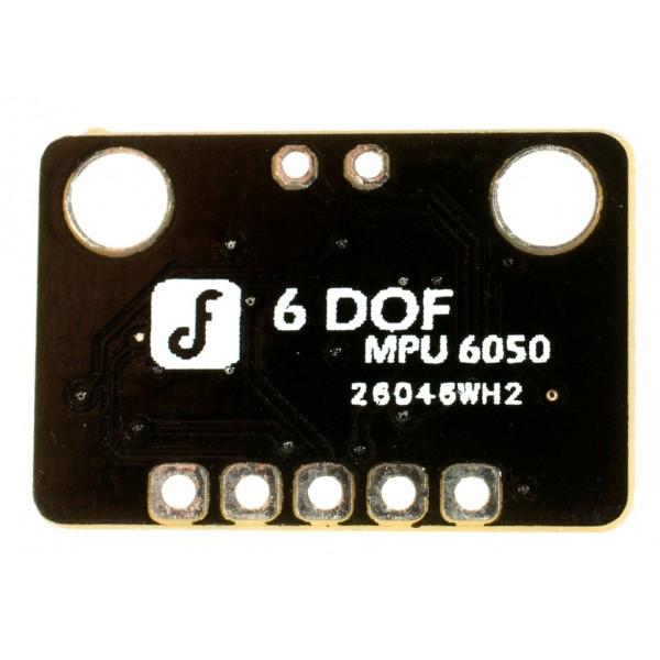 MPU6050Dietro