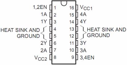 L293DPinout