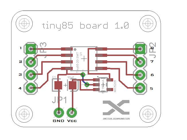 CriticsAttiny85BoardSchematic