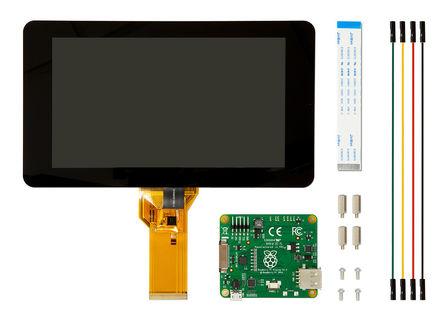 LCD7TouchScreenUfficialeRaspberryPi