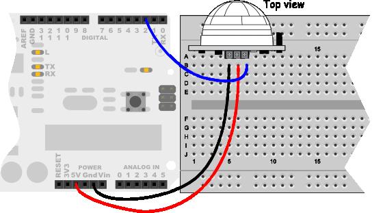 Sensore Pir Arduino Come Fare Rivelatore Di Movimento - Lezione 6