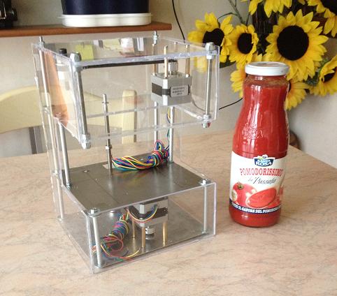 Kitchenbot robot da cucina raspberry pi arduino - Robot da cucina offerte ...
