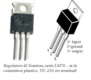 Regolatore Di Tensione 5v 1500ma Lm7805 Raspberry Pi