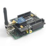 Shield Raspberry Pi