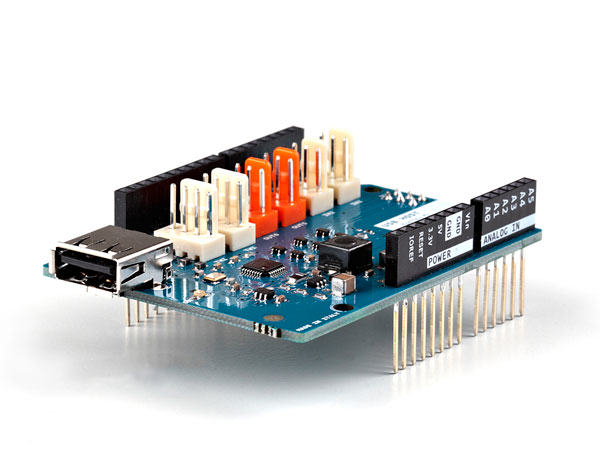 Arduino usb host shield raspberry pi